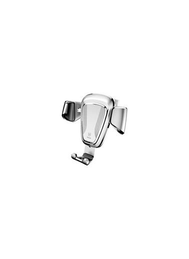 Baseus 360 Derece Petek Girişli Gravity Araç Tutucu Gümüş Suyl-Os Renkli